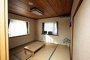 ペンション ローレル 赤ちゃん連れに優しいシンプルな和室