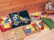 ペンション タム おもちゃがいっぱいのキッズスペース