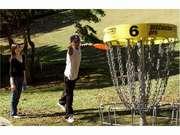 TOWAピュアコテージ 広大な敷地の中にあるディスクゴルフ
