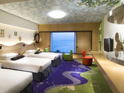 ヒルトン東京ベイ 泊まるのがわくわくするお部屋
