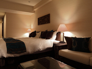 カフーリゾートフチャク コンド・ホテル 洗い場付きのバスルームがある素敵な部屋