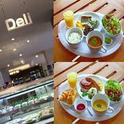 カフーリゾートフチャク コンド・ホテル おいしいと評判のデリの朝食