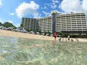 ルネッサンス リゾート オキナワ 透き通るプライベートビーチ