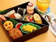 ルネッサンス リゾート オキナワ 子ども用のかわいい朝食