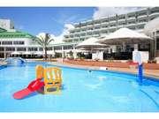 沖縄かりゆしビーチリゾート・オーシャンスパ 子ども用プール