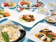 沖縄かりゆしビーチリゾート・オーシャンスパ 品数豊富で地元野菜を使った料理の数々