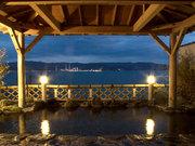 和歌の浦温泉 萬波 MANPAリゾート 露天風呂からの景色も最高