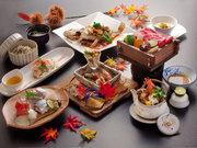 和歌の浦温泉 萬波 MANPAリゾート お食事は地産地消で新鮮です