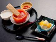 和歌の浦温泉 萬波 MANPAリゾート 月齢に応じた離乳食サービス