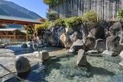 ホテルおかだ 岩風呂、ジェット風呂、プラズマ湯、泡風呂など豊富なバリエーション
