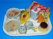 ペンションいちごの物語 幼児食の一例