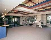 ホテル桜園 ロビー