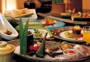 箱根 花紋 お食事の一例