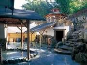 箱根 花紋 温泉は10種類以上!