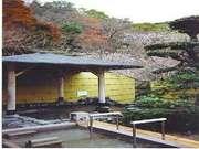 不死王閣 自然に囲まれた雰囲気の露天風呂