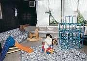 赤ちゃんペンションめーぷる キッズルーム