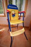 ファミリーリゾート プロヴァンス 子供用椅子